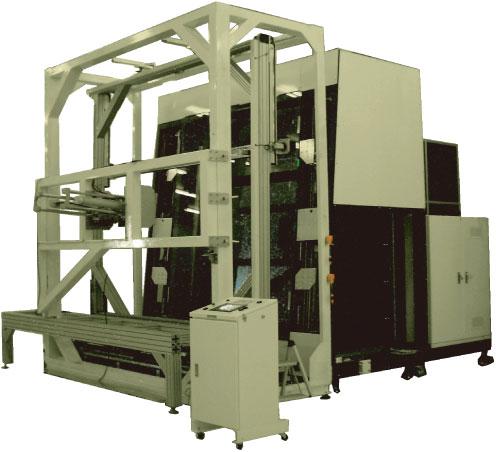 Super Large Screen Fresnel Exposure Machine