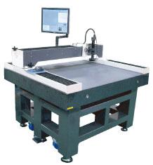 Digital 2D Coordinate Measuring Machine