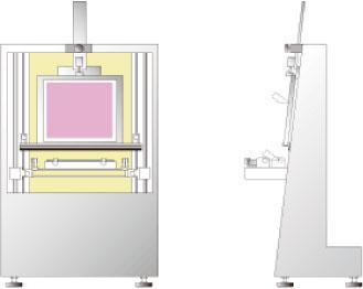 Simple Emulsion Coating Device