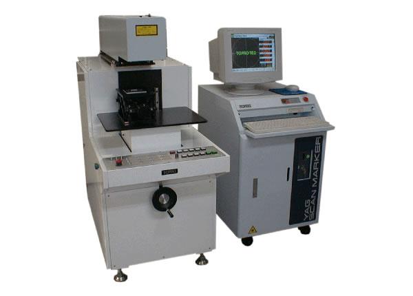 YAG laser marking equipment